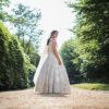 DKL-000-3 White Wedding Dress